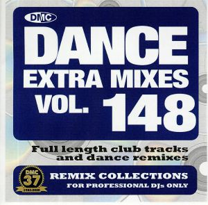 VARIOUS - Dance Extra Mixes Vol 148: Remix Collections For Professional DJs Only (Strictly DJ Only)
