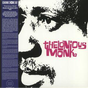 MONK, Thelonious - Palais Des Beaux Arts 1963