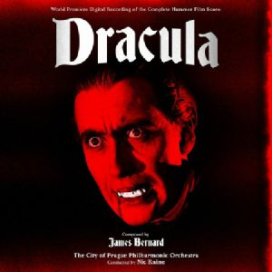 BERNARD, James/THE CITY OF PRAGUE PHILHARMONIC ORCHESTRA - Dracula & The Curse Of Frankenstein (Soundtrack) (Record Store Day 2020)
