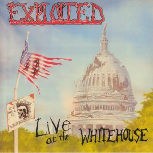 EXPLOITED, The - Live At The Whitehouse (Record Store Day 2020)