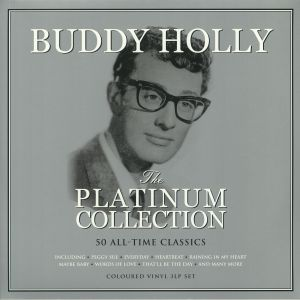 BUDDY HOLLY - The Platinum Collection
