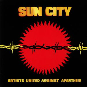 VARIOUS - Sun City: Artists United Against Apartheid (rissue)