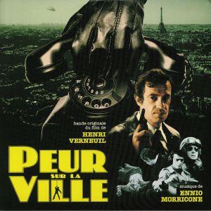 MORRICONE, Ennio - Peur Sur La Ville (Soundtrack)