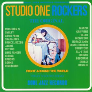 VARIOUS - Soul Jazz Records Presents Studio One Rockers (20th Anniversary Edition)