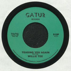 TEE, Willie - Teasing You Again (reissue)