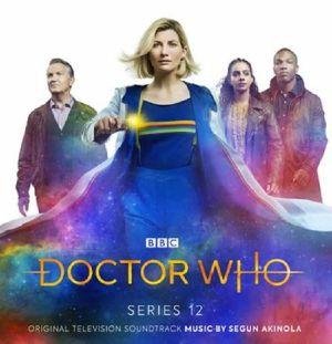 AKINOLA, Segun - Doctor Who Series 12 (Soundtrack)