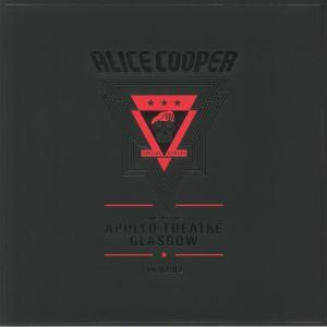 COOPER, Alice - Live At The Apollo Theatre Glasgow 19/02/1982 (Record Store Day 2020)