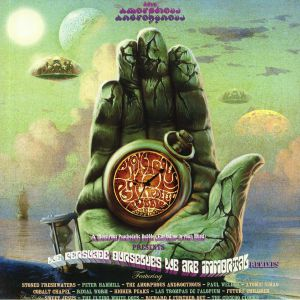 AMORPHOUS ANDROGYNOUS, The/VARIOUS - A Monster Psychedelic Bubble