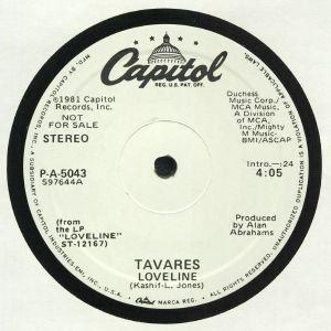 TAVARES - Loveline (reissue)