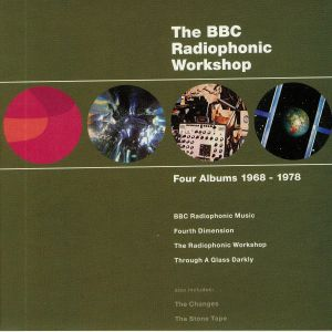 BBC RADIOPHONIC WORKSHOP, The - Four Albums 1968-1978 (Record Store Day 2020)