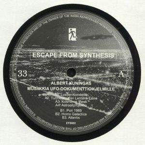 KUNINGAS, Albert - Musiikkia UFO Dokumenttiohjelmille