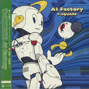 T SQUARE - AI Factory