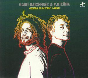 HARNOUNE, Rabii/VB KUHL - Gnawa Electric Laune
