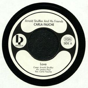 SHUFFLER, Arnold/CARLA FAUCHE/WAVEFORM - Love