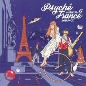 VARIOUS - Psyche France Vol 6: 1960-70 (Record Store Day 2020)