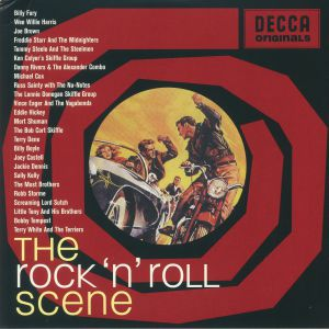 VARIOUS - The Rock 'N' Roll Scene (Record Store Day 2020)