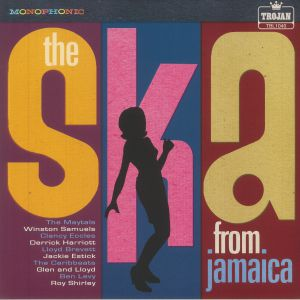 VARIOUS - The Ska (From Jamaica) (Record Store Day 2020)