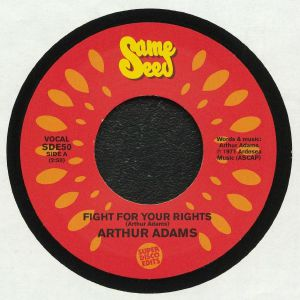 ADAMS, Arthur - Fight For Your Rights