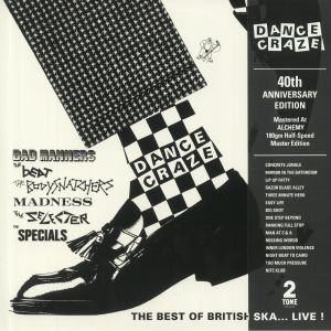 VARIOUS - Dance Craze (40th Anniversary Edition) (half speed remastered) (Record Store Day 2020)