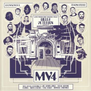 VARIOUS - Gilles Peterson Presents: MV4 (Record Store Day 2020)