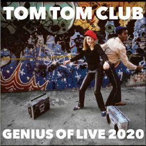 TOM TOM CLUB - Genius Of Live 2020 (Record Store Day 2020)