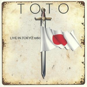 TOTO - Live In Tokyo 1980 (Record Store Day 2020)