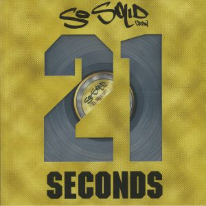 SO SOLID CREW - 21 Seconds EP (Record Store Day 2020)
