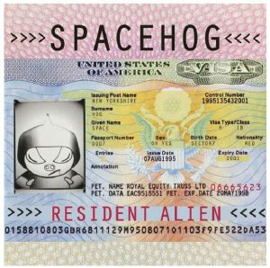 SPACEHOG - Resident Alien (Record Store Day 2020)