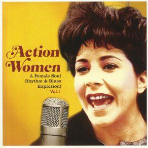 CLAY, Judy/TIMI YURO/SHERRI TAYLOR/MARIE KNIGHT - Action Women Vol 1