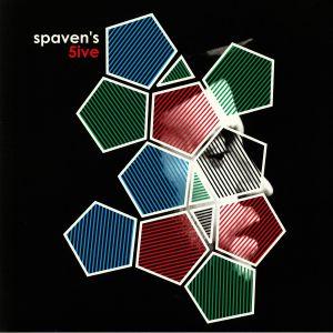 SPAVEN, Richard - Spaven's 5ive