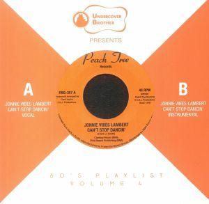 VIBES LAMBERT, Jonnie - Can't Stop Dancin'