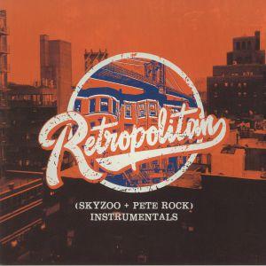 SKYZOO/PETE ROCK - Retropolitan Instrumentals (Record Store Day 2020)