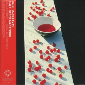 McCARTNEY, Paul - McCartney (half speed remastered) (Record Store Day 2020)