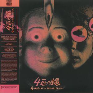 MORRICONE, Ennio - 4 Mosche Di Velluto Grigio (Soundtrack)