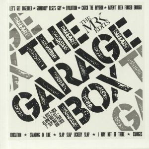 MR K EDITS, The - The Garage Box (Record Store Day 2020)