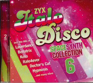 VARIOUS - ZYX Italo Disco Spacesynth Collection 6