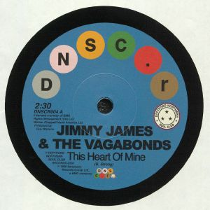 JAMES, Jimmy & THE VAGABONDS - This Heart Of Mine
