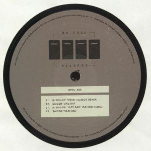 SAISON/N YOU UP - NFRV 005