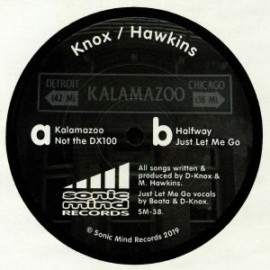 KNOX/HAWKINS - Kalamazoo EP