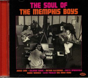 VARIOUS - The Soul Of The Memphis Boys