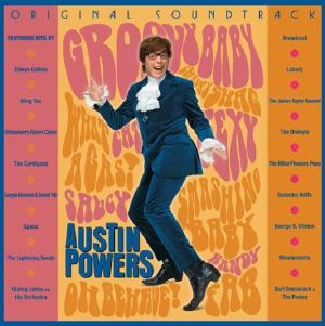 VARIOUS - Austin Powers: International Man Of Mystery (Soundtrack)