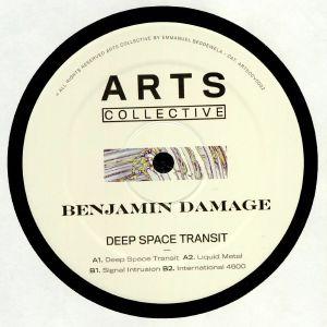 BENJAMIN DAMAGE - Deep Space Transit