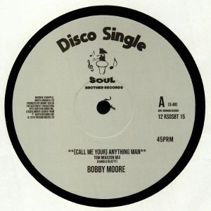MOORE, Bobby/SWEET MUSIC - (Call Me Your) Anything Man (Record Store Day 2020)