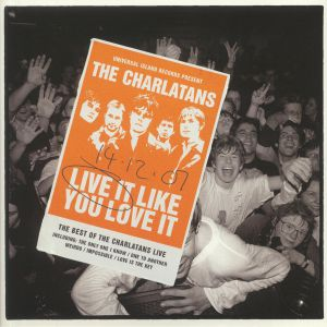 CHARLATANS, The - Live It Like You Love It (Record Store Day 2020)