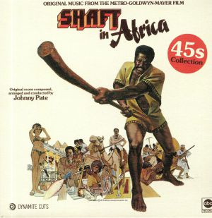 PATE, Johnny - Shaft In Africa: 45s Collection (Soundtrack)