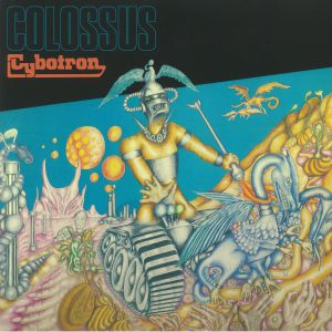 CYBOTRON - Colossus (remastered)