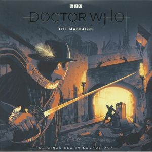 VARIOUS - Doctor Who: The Massacre (Soundtrack) (Record Store Day 2020)