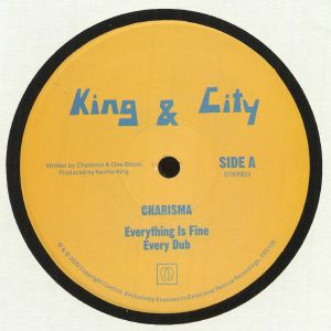 CHARISMA - Everything Is Fine (Chuggy mix)