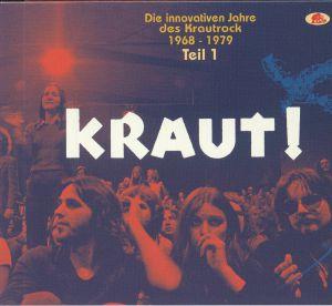 VARIOUS - Kraut! Die Innovativen Jahre Des Krautrock 1968-1979: Teil 1