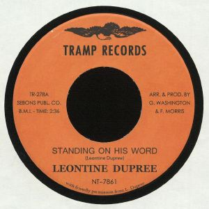DUPREE, Leontine - Standing On His Word